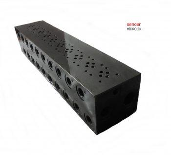 Hidrolik Manifold Bloklar